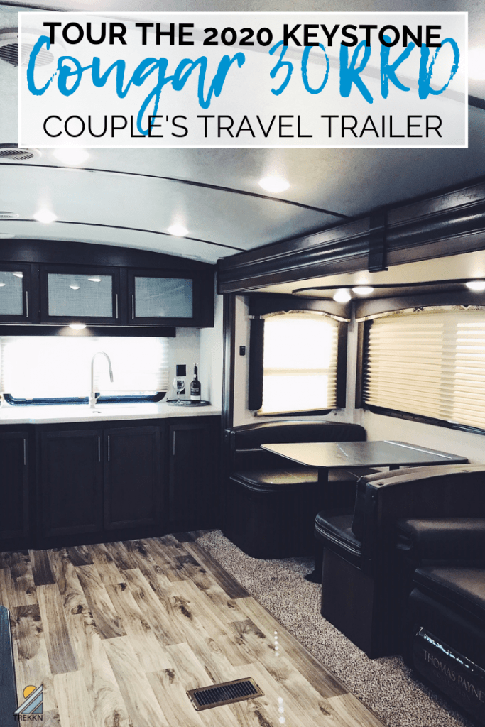 Keystone Cougar 30RKD Travel Trailer