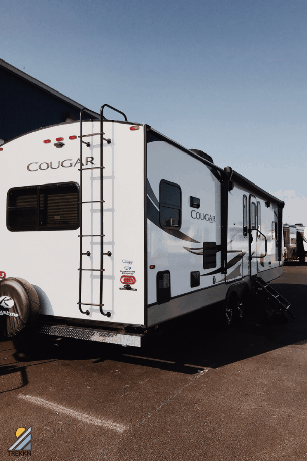 RV Tour of the Month: 2020 Keystone Cougar 30RKD Couples' Travel Trailer
