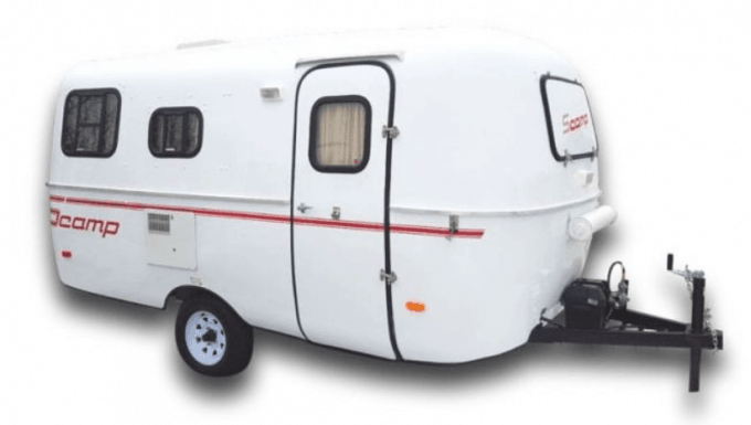 7 Ultra Lightweight Travel Trailers Under 2000 Pounds