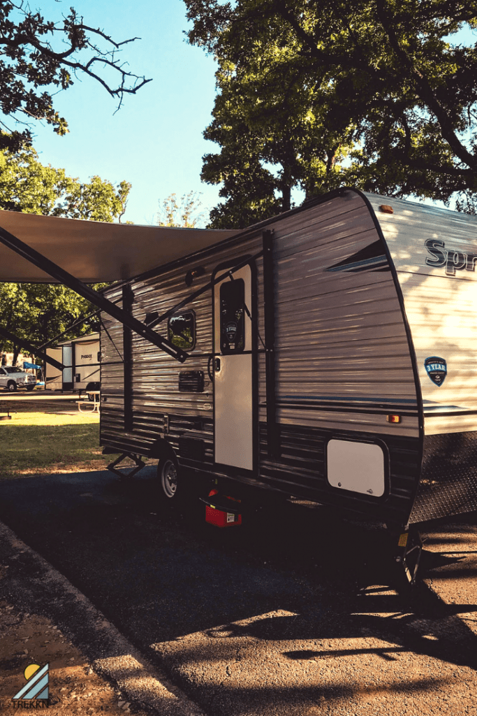 Renting an RV with Outdoorsy