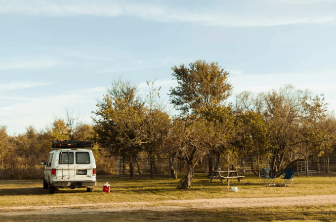 RV Parks near Austin, Texas