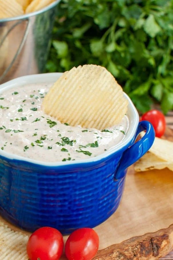 sour cream dip recipe