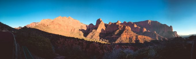 Zion National Park pictures