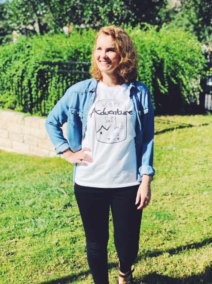 This Is My Adventure Shirt - RV T-Shirt