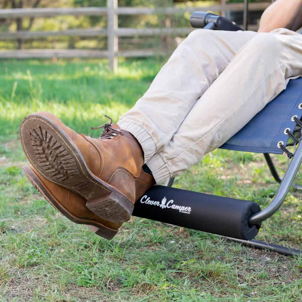 zero gravity chair foot cushion