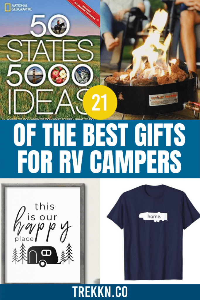 Best Gifts for RV Campers