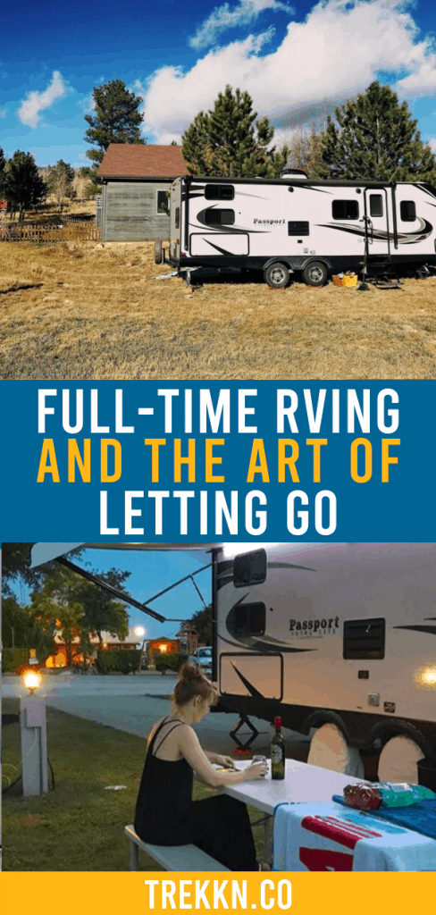Full Time RVing Lessons Learned