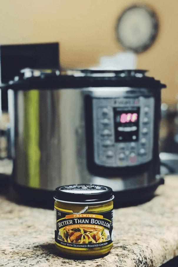 Instant Pot Potato Corn Chowder Recipe