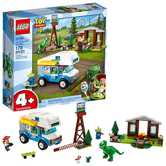 LEGO | Disney Pixar's Toy Story 4 RV Vacation 10769 Building Kit
