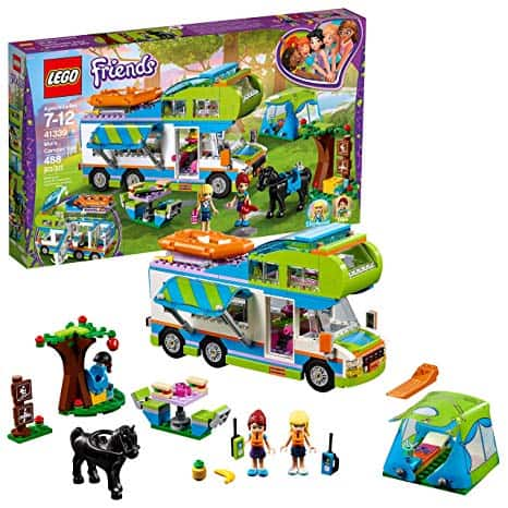 LEGO Friends Mia's Camper Van 41339 Building Set