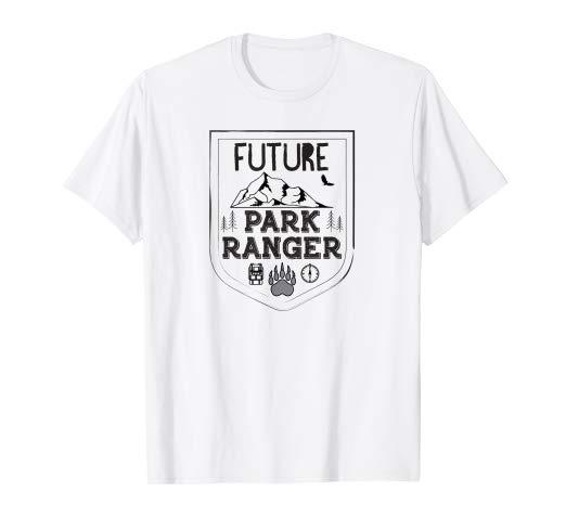 Future Park Ranger T-Shirt