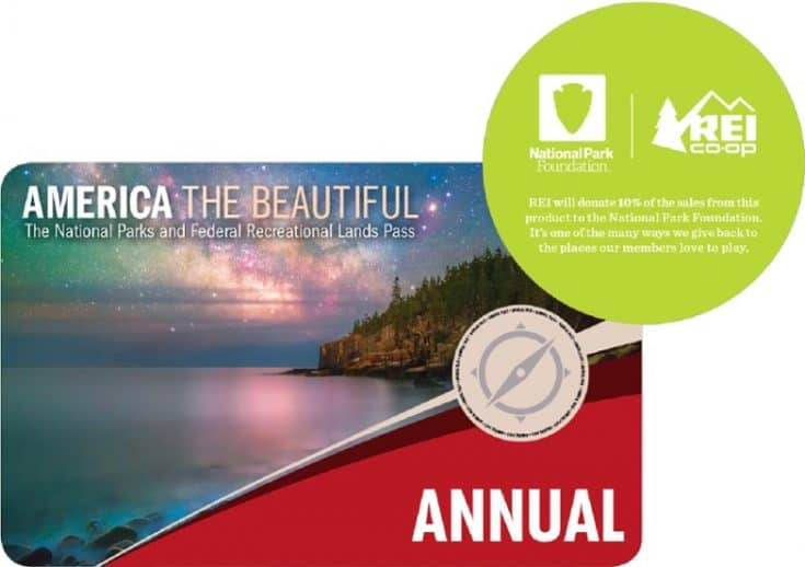 America the Beautiful National Parks Pass (Annual)