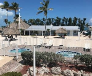 Fiesta Key RV Resort hot tubs