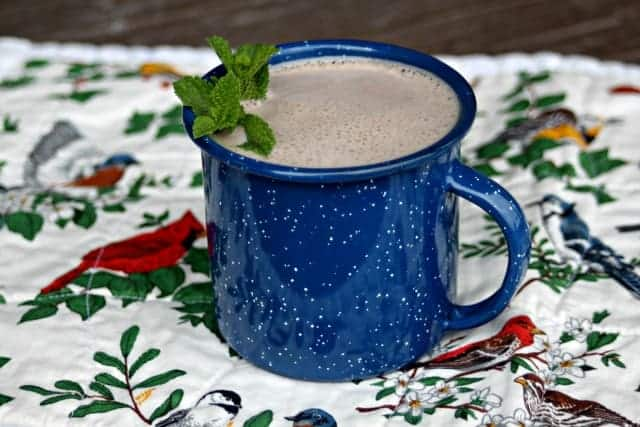 Herbal Hot Chocolate recipe