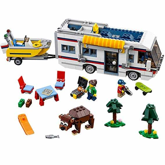 9 LEGO RV Sets for Kids & Adults Who are All About That Camping Life