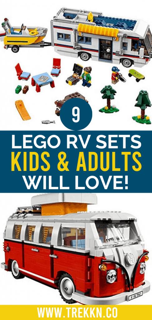 LEGO RV sets