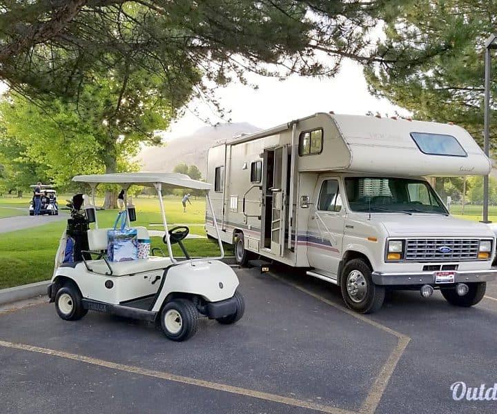 Yellowstone RV rental