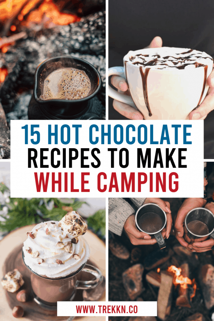 Camping Hot Chocolate Recipes