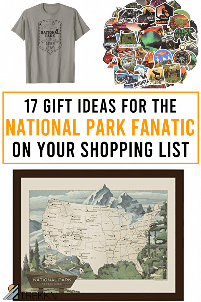National Park Gift Ideas