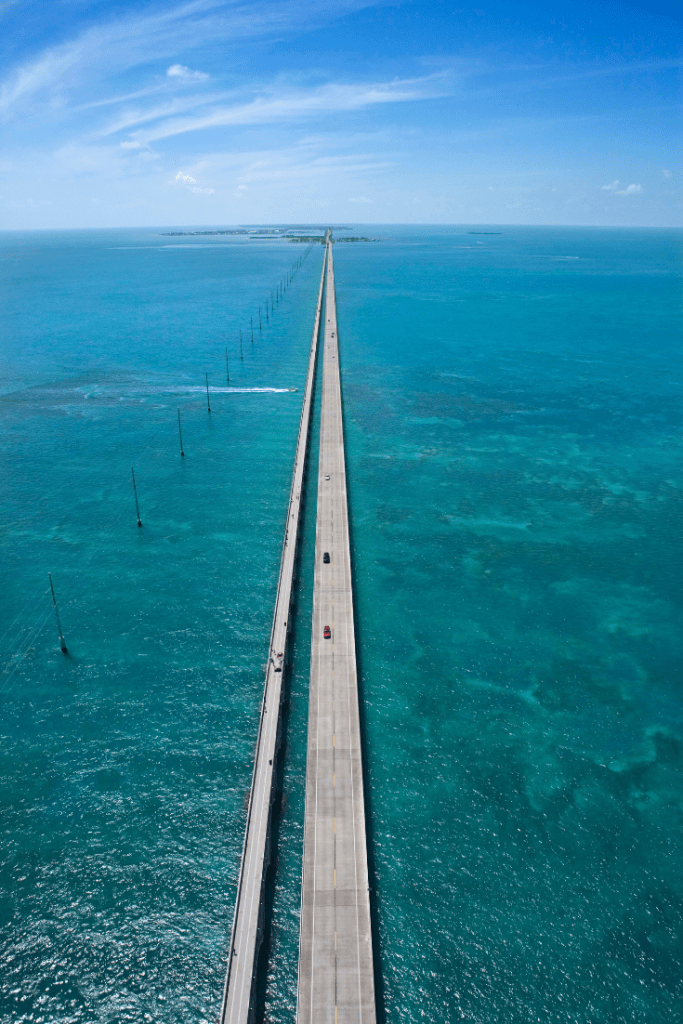 The Beautiful Drive to the Florida Keys