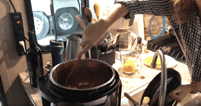 Using an Instant Pot in Your RV