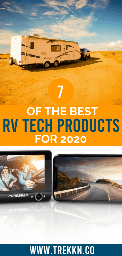 RV Tech Products for 2020