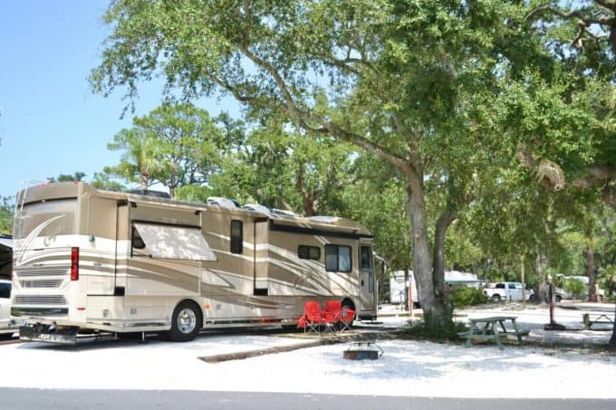 Tybee Island Rivers End RV Park