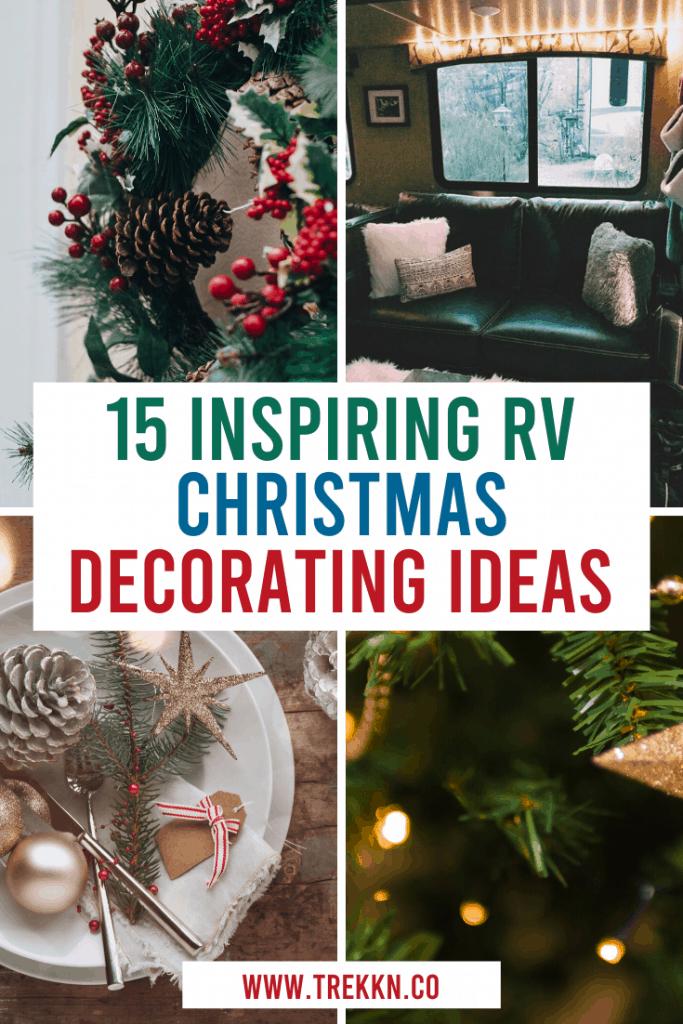 RV Christmas Decorating Ideas