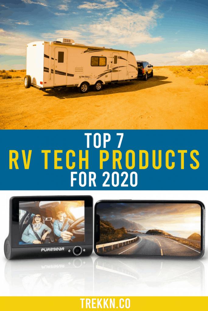 RV Technology Gadgets