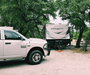 Purchasing a tow vehicle for your travel trailer