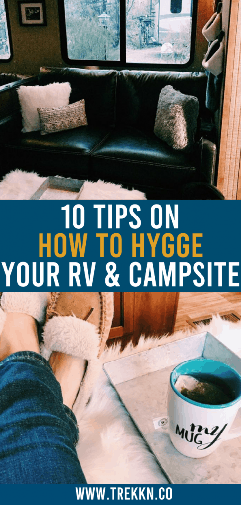 Hygge Your RV and Campsite