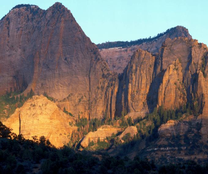 Kolob Canyons Zion National Park