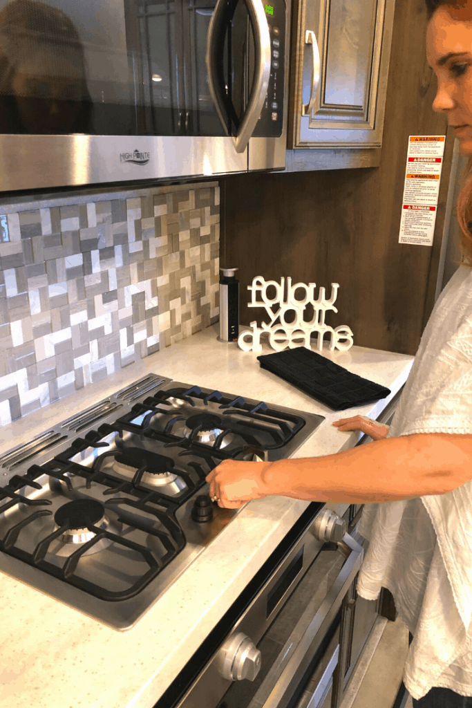 RV Oven Tips