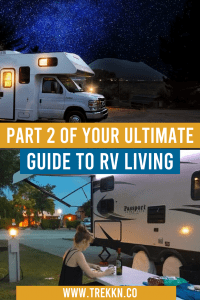 Ultimate Guide to Full Time RV Living