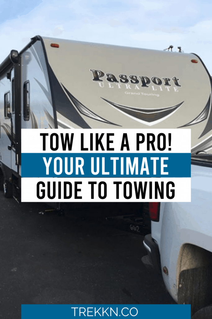 2020 Towing Guide - Tow like a pro