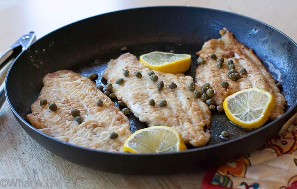 Cast Iron Skillet Fish Recipe