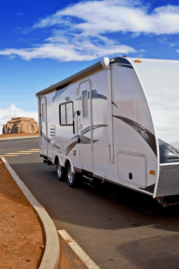 Free Overnight Parking in an RV