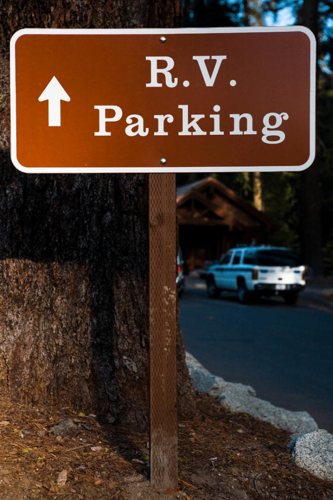 Free RV Parking