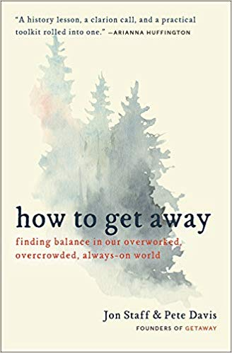 How to Getaway Book