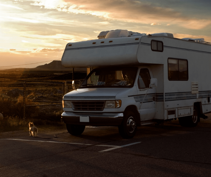 Overnight RV Parking at Stores