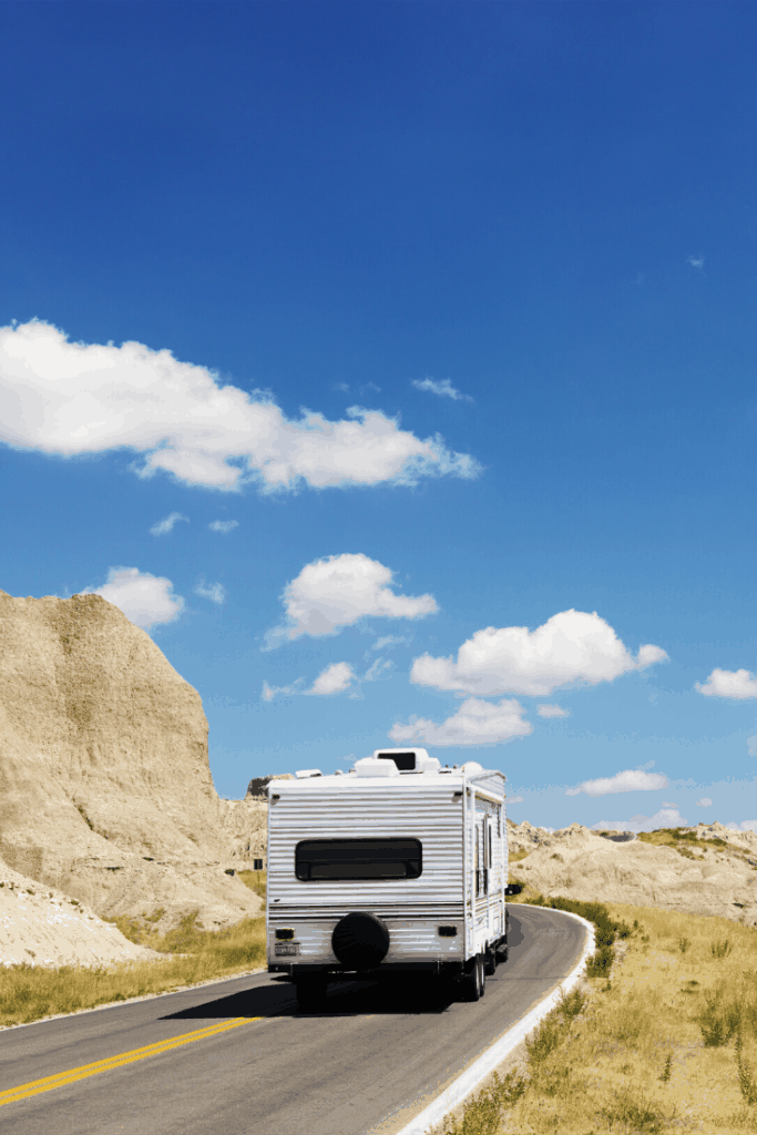 Renting a Travel Trailer