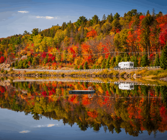 RVing in the fall