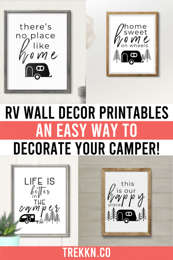 rv wall decor printables