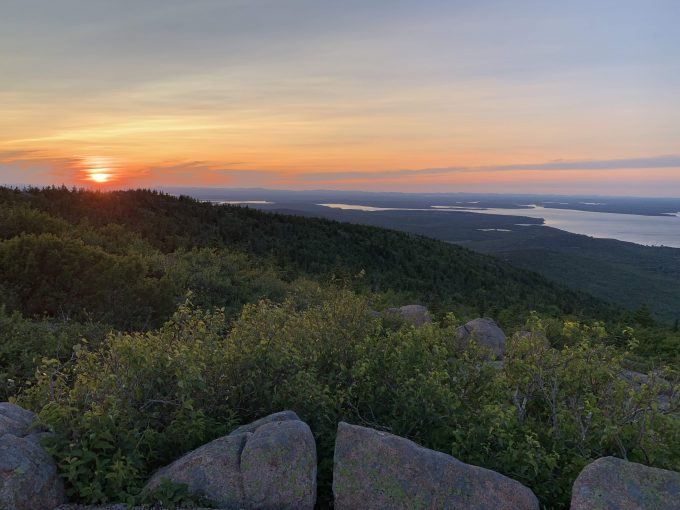Acadia National Park Maine Guide for RVers