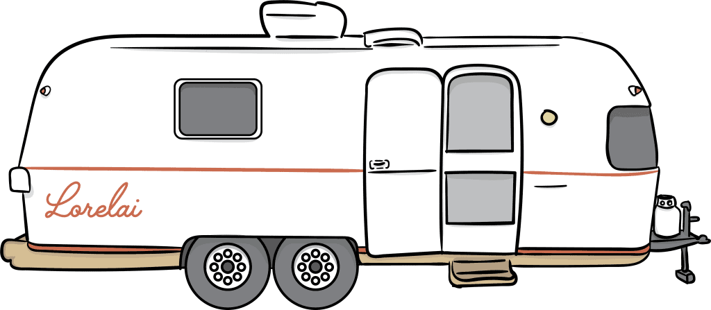 Designing an Airstream renovation