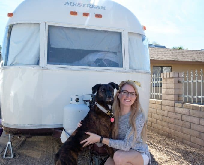 Renovating an Airstream