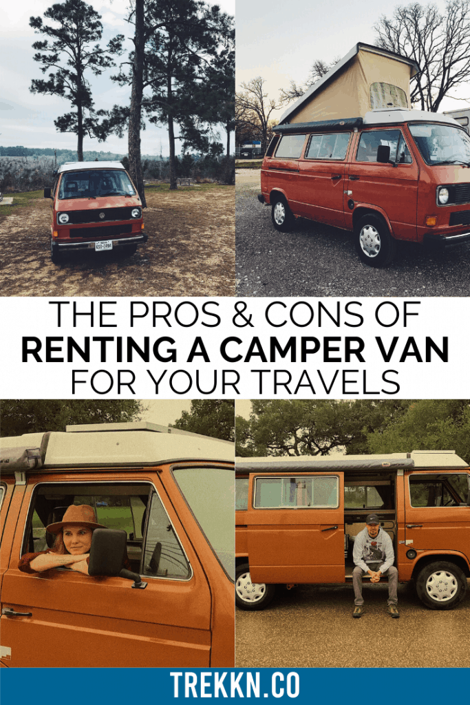 Camper Van Rental Review