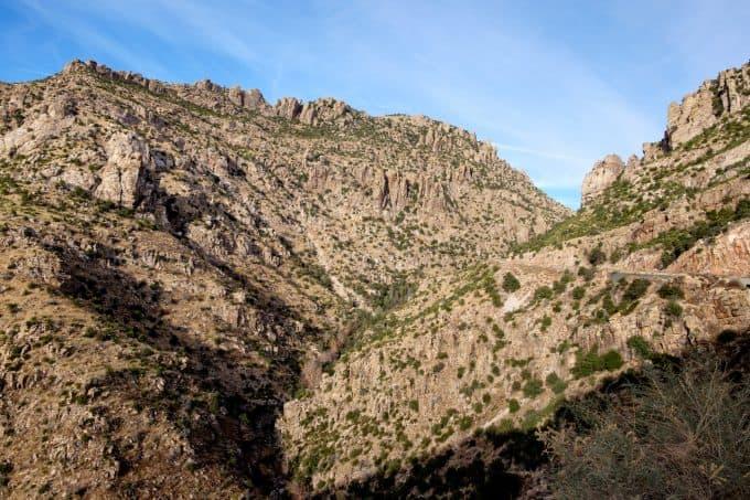 Mt Lemmon in Arizona