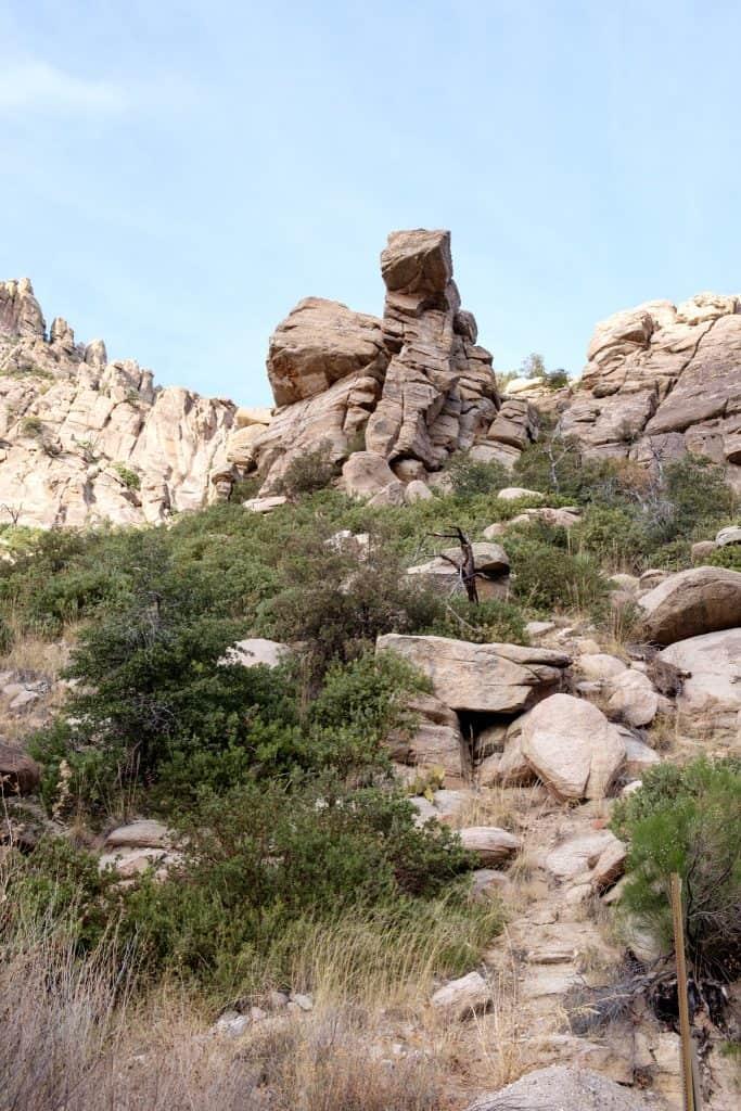 Mount Lemmon Hiking Trails