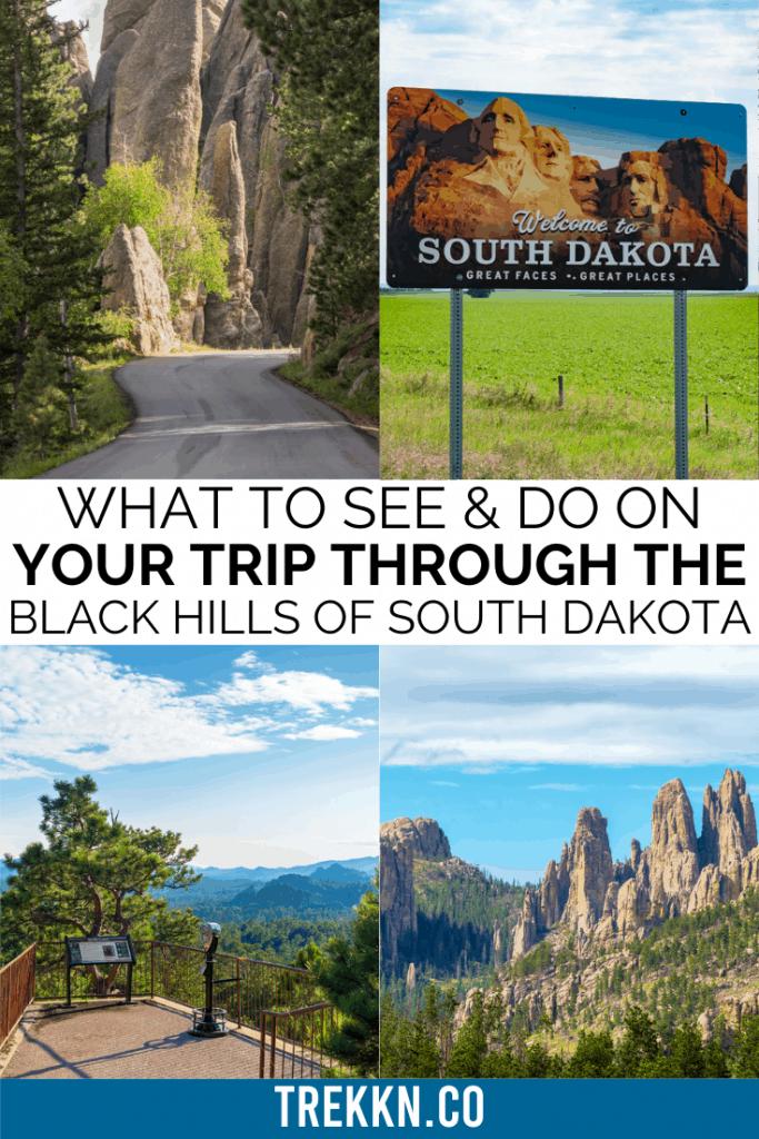 Black Hills South Dakota RV Trip